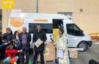 Государственная система здравоохранения получила беспрецедентную помощь от Фонда Рината Ахметова