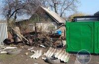 Окупанти обстріляли житловий будинок у селищі Північному на Донеччині