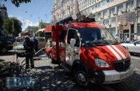 В Житомирской области мать забыла 3-летнего сына в горящем доме