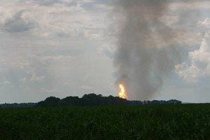 МВД: основная версия взрыва на газопроводе - теракт
