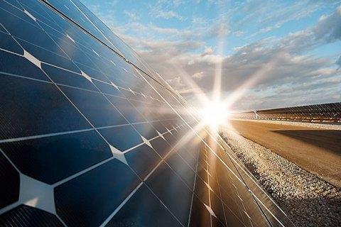 ВЧорнобильській зоні французька компанія може побудувати величезну сонячну електростанцію