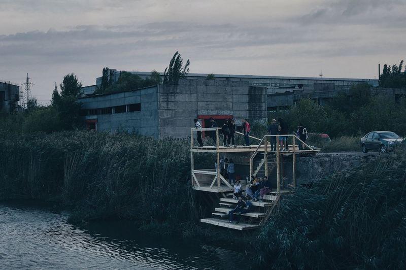 Пространство-палуба в Константиновке