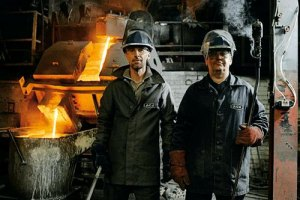 Украинские сталевары сохраняют место в мировом топ-10