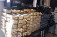 Житель Донбасса не довез в ОРДЛО 390 кг кофе