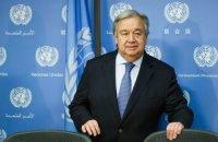 Генсек ООН запропонував G20 координувати глобальну вакцинацію проти COVID-19