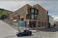 Офис Родовид Банка возле Почтовой площади в Киеве выставили на продажу за 309 млн гривен
