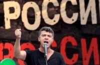 Нємцов: Путіну незручно, що Тимошенко сидить у колонії