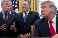Советник Белого дома опроверг заявление Болтона о просьбе Трампа к лидеру КНР