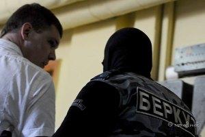 """При штурме """"Беркутом"""" Ильичевского порта задержаны 30 его работников"""