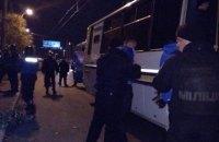 Три человека пострадали во время драки болельщиков в Киеве, - полиция