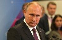 """Путин объяснил отказ принимать звонки Порошенко нежеланием участвовать в """"избирательной кампании"""""""