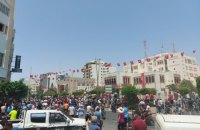 У Тунісі спалахнули антиурядові протести