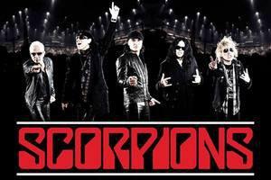 Scorpions выступят в Киеве с симфоническим оркестром