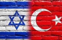 Турция и Израиль обменялись послами впервые за 6 лет