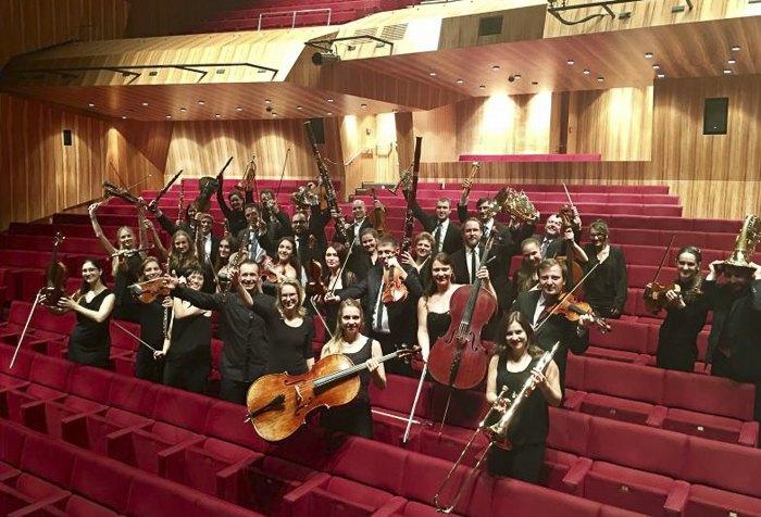 Камерний оркестр «Con Fuoco»