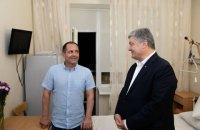 Балух: мы бы не хотели, чтобы для освобождения заложников Украина жертвовала национальными интересами
