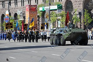Парад Победы или парад НКВД?