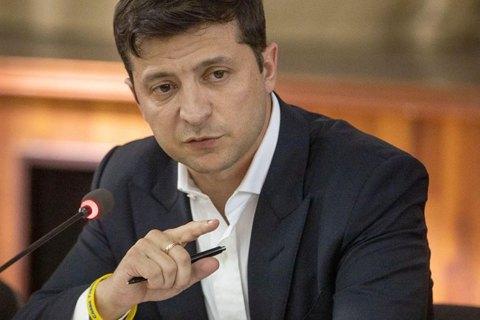Зеленский подписал закон о противодействии рейдерству