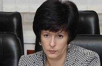 Лутковская просит Лавриновича убрать тюремный спецназ