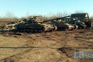 У зоні АТО поранено ще трьох військовослужбовців