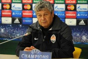 Луческу: возможно, некоторым команда нет смысла играть в чемпионате Украины