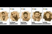 """Верховний суд РФ розгляне апеляцію п'ятьох кримських татар, засуджених до 68 років в'язниці за """"тероризм"""""""