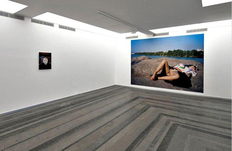 Сергій Братков. Хортиця, 2009. Фотографія з виставки «Україна» в PinchukArtCentre