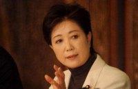 На выборах губернатора Токио лидирует экс-министр обороны Японии