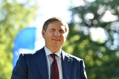 Нардеп Шахов йде у мери Києва