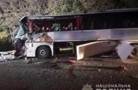 В Запорожской области автобус столкнулся с трактором, погиб один человек