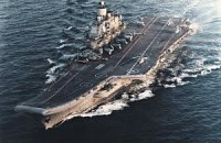 Китайский авианосец получил радары и вооружение