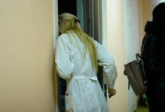 Паллиативное отделение львовской больницы №4
