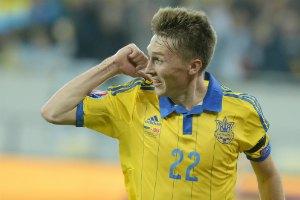 Сидорчук не зіграє проти Іспанії