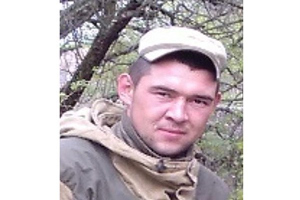Кутулахметов Руслан Заурович, на время командировки – командир 2 отделения, позывной «Башкир»