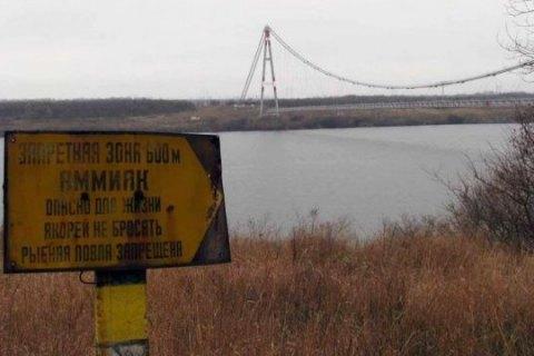 Україна в січні продовжує блокувати транзит аміаку