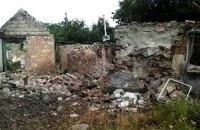 Боевики обстреляли жилые кварталы Зайцево из минометов