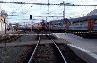 При столкновении двух поездов в чешском Брно пострадали около 20 человек