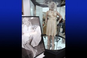 Знаменитое платье Мэрилин Монро продали за $4,6 млн