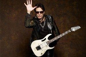 В Киеве даст концерт знаменитый гитарист Стив Вай