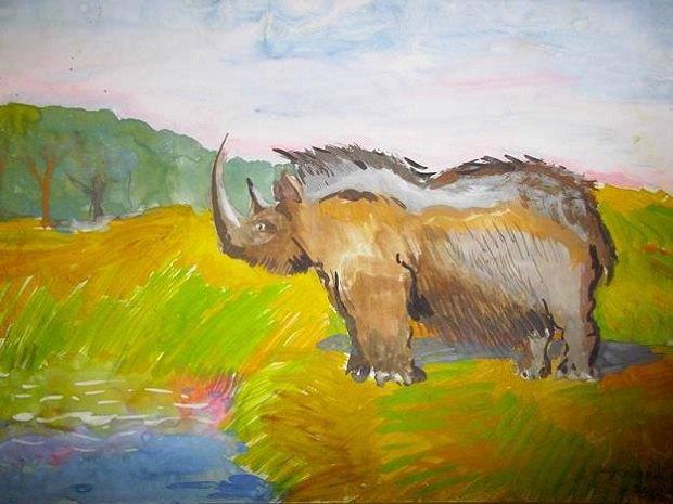 Петро Славінський виражає своє захоплення природознавством
