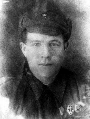 Джебраилов — боец Красной Армии