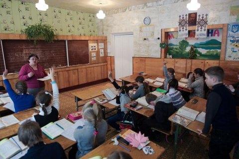 В Волынской области школьники ушли на каникулы на неделю раньше из-за экономии средств