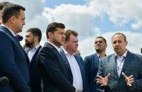 Зеленский хочет, чтобы в Черкассах был аэропорт