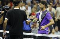 Федерер у чвертьфіналі сенсаційно програв 78-й ракетці світу й вилетів з US Open-2019