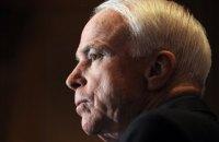 Три экс-генсека НАТО предложили назвать новую штаб-квартиру в честь сенатора Маккейна