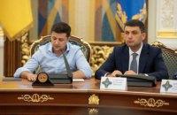 Зеленский обсудил с членами СНБО ситуацию в энергетике