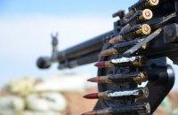 З початку доби на Донбасі було поранено шістьох українських військових