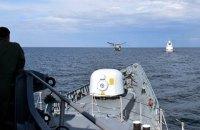 Украина и НАТО не будут проводить совместные учения в Азовском море