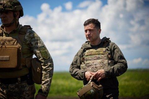 Зеленський на передовій пояснив CBS, чому американці мають перейматися ситуацією в Україні