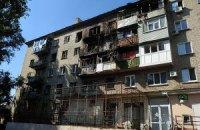 В Луганской области боевики разрушили противотуберкулезный санаторий